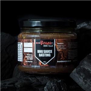 BBQ Sauce Basting Jar 300g