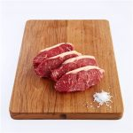 Beef SIRLOIN Steak – 4x250g each