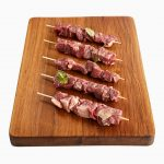 Beef Sirloin Marinated Mini-Skewer 1