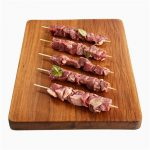 Beef Sirloin Marinated – Mini Skewer