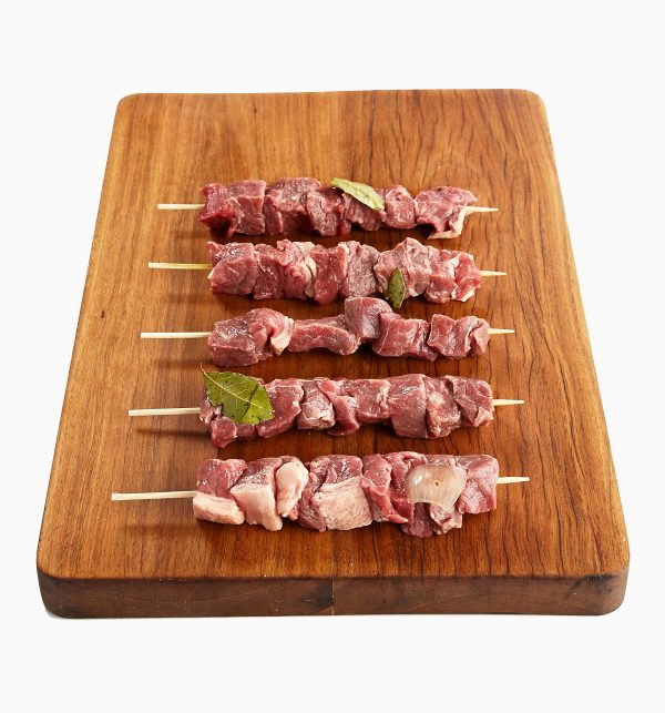 Beef Sirloin Marinated Mini-Skewer 2