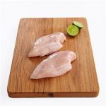 CHICKEN BREAST WHOLE – SKIN OFF