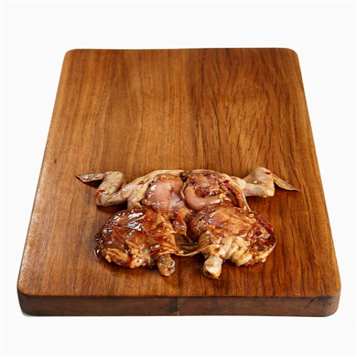 CHICKEN WHOLE BUTTERFLY MARINATED – BBQ