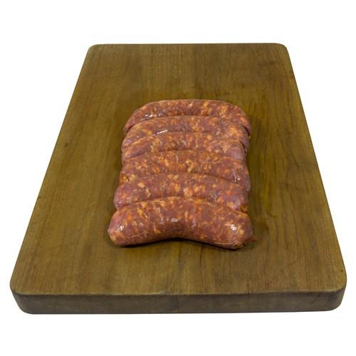 CHORIZO – Spanish Style Pork Sausage