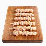 Chicken Breast Marinated Mini-Skewer 2