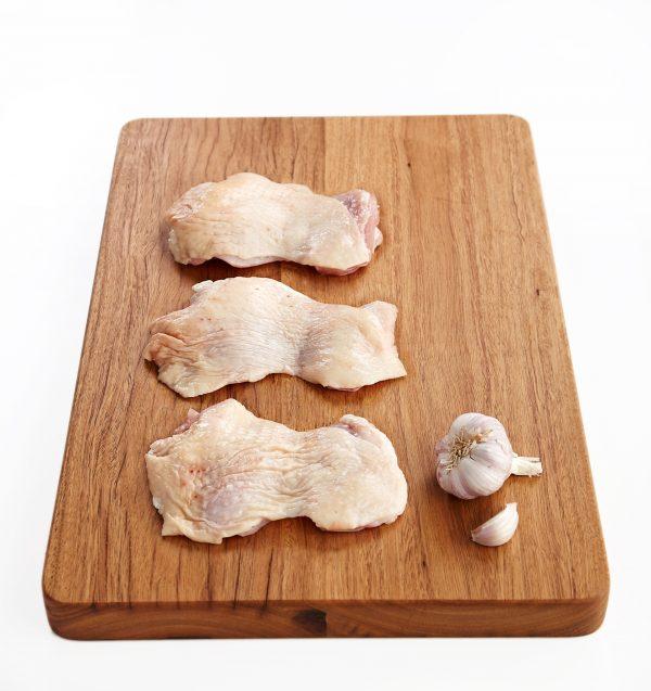 Chicken Thight Fillet Skin On 4