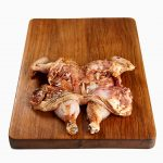 Chicken Whole Butterfly Marinated BBQ 1
