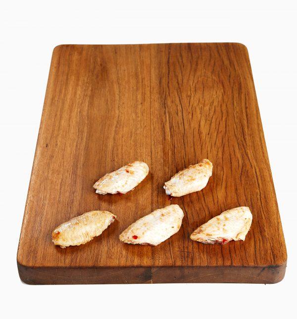 Chicken Winguettes Marinated BBQ 2