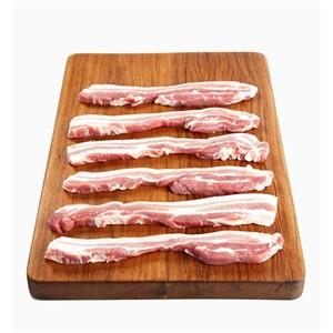 Pork Belly Sliced