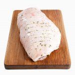 Pork Leg Marinated Whole boned 3