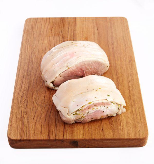 Pork Leg Roast Marinated (boned & rolled) 1