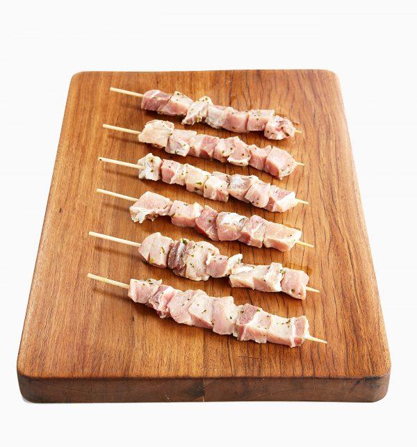 Pork Loin Marinated Mini-Skewer 1