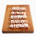 Pork Loin Marinated w Bacon Mini-Skewer 2