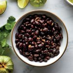 Cooking Light December – Sarah Copeland – In-Process shot of taco ingredients
