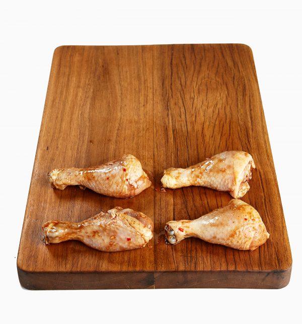 Chicken Drumsticks Marinated BBQ 1