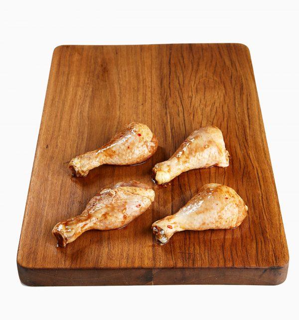 Chicken Drumsticks Marinated BBQ 2