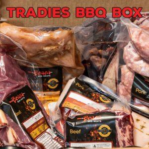 Trade BBQ Box